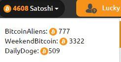 баланс bitcoinaliens